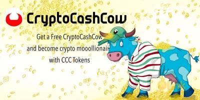 CryptoCashCow ICO