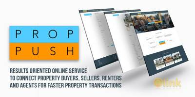 ICO PropPush image in the ICO list