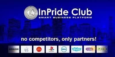 ICO INPRIDE CLUB image in the ICO list