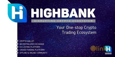 ICO HighBank image in the ICO list