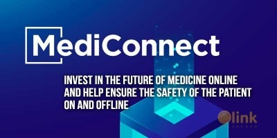 ICO MediConnect image in the ICO list