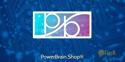 ICO PowerBrain.Shop image in the ICO list