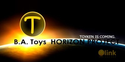 ICO TOYKEN image in the ICO list