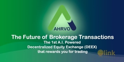 ICO AhrvoDEEX image in the list