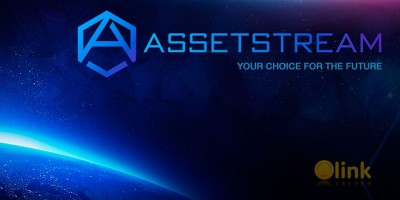 ICO AssetStream image in the ICO list