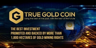 ICO TrueGoldCoin image in the ICO list