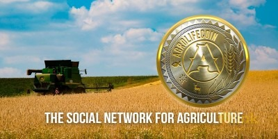 ICO Agrolifecoin image in the ICO list