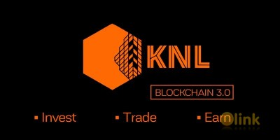 ICO KNL ecosystem image in the ICO list
