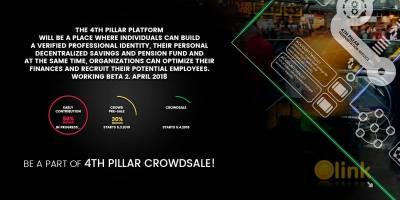 The 4th Pillar ICO