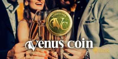 ICO Venus Coin image in the ICO list