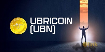 ICO Ubricoin image in the ICO list