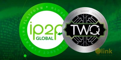ICO iP2PGlobal image in the ICO list