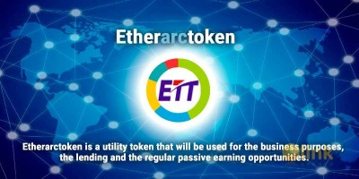 ICO Etherarctoken image in the list