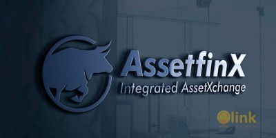 ICO AssetfinX image in the list