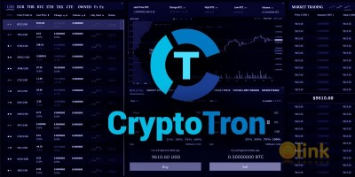 ICO CRYPTO TRON image in the list