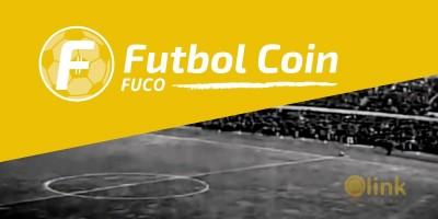 ICO Futbol Coin image in the list