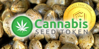 ICO Cannabis Seed Token image in the list