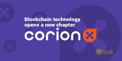ICO CorionX image in the list