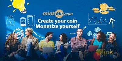 ICO MintMe image in the list