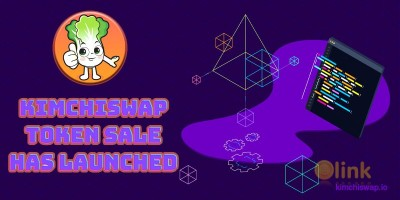 ICO Kimchiswap image in the list