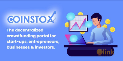 ICO Coinstox image in the list