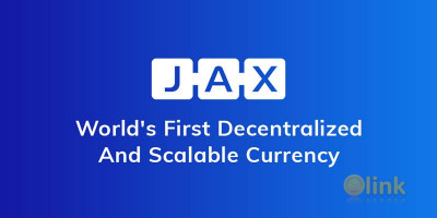 ICO Jax.Network image in the list