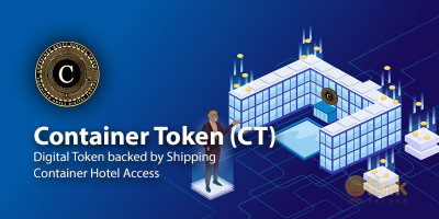 ICO Container Token image in the list