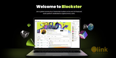 ICO Blockster image in the list