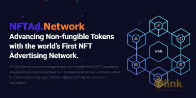ICO NFTAd Network image in the list