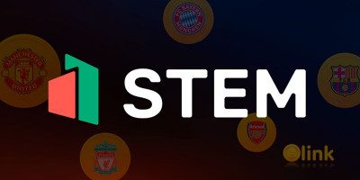 ICO STEM Exchange image in the list