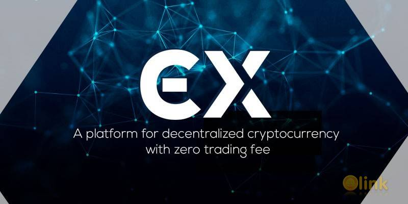 ECX Exchange ICO image