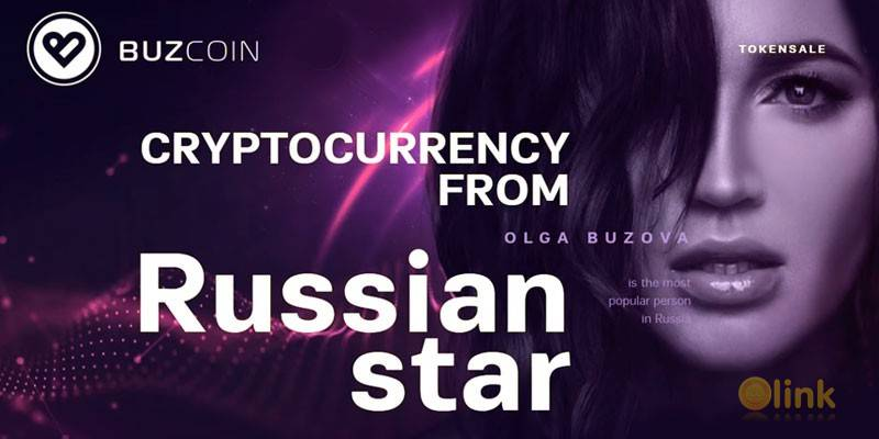 ICO BUZOVA Coin on the List