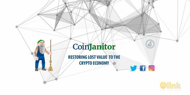 CoinJanitor ICO