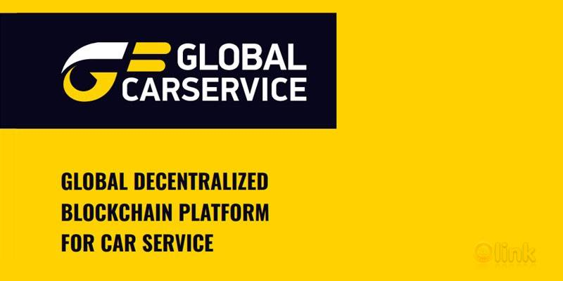 GlobalCarService ICO