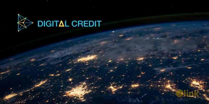 Digital Credit ICO image