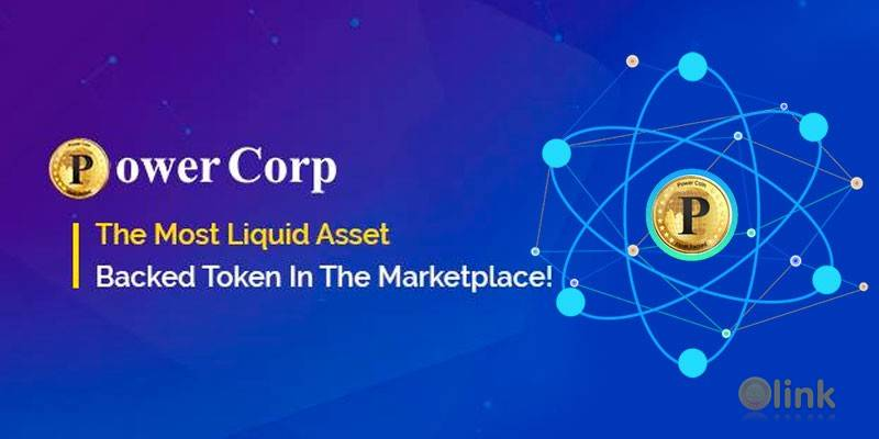 Power corp ICO image