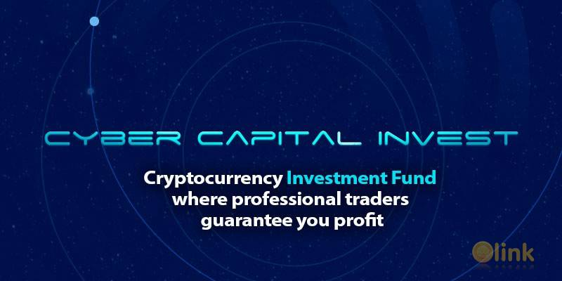 Cyber Capital Invest ICO
