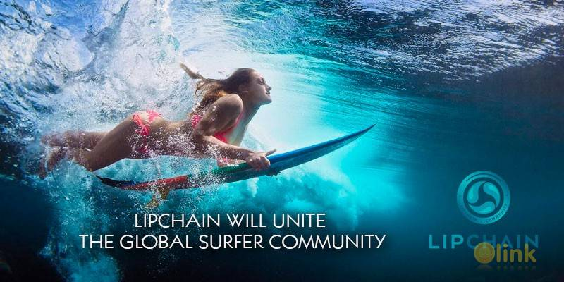 ICO LIPCHAIN on the List