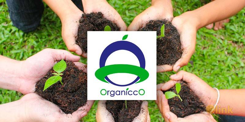 Image result for organicco ico