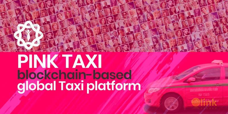PINK TAXI ICO image