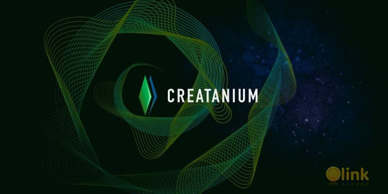 ICO Creatanium on the List
