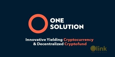 ONE SOLUTION - ICO