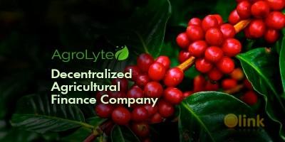 AgroLyte - ICO