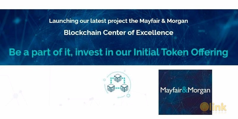 Mayfair & Morgan ICO