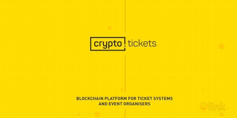 Crypto Tickets ICO image