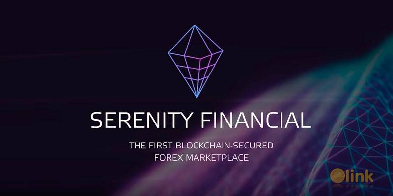 SERENITY FINANCIAL ICO image