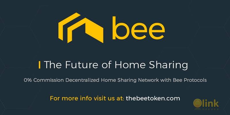 The Bee Token ICO image