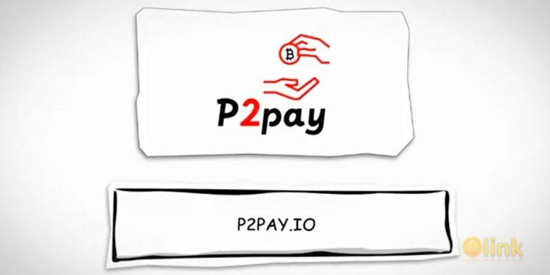 ICO P2PAY on the List