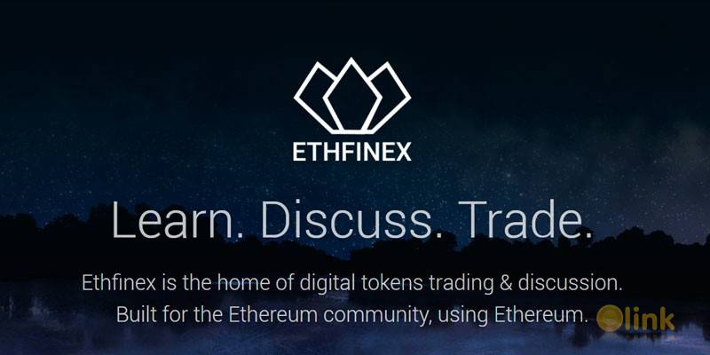 ICO Ethfinex on the List
