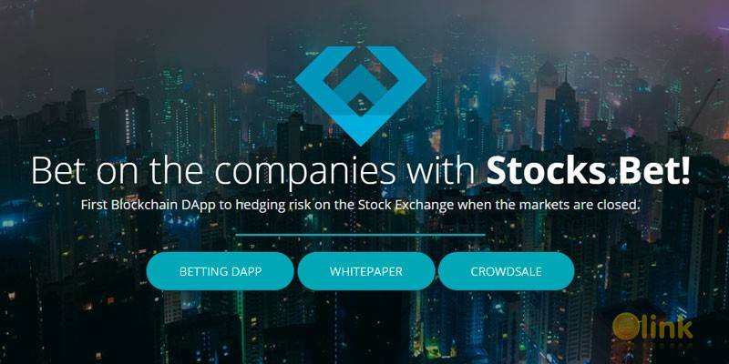 Stocks.bet ICO